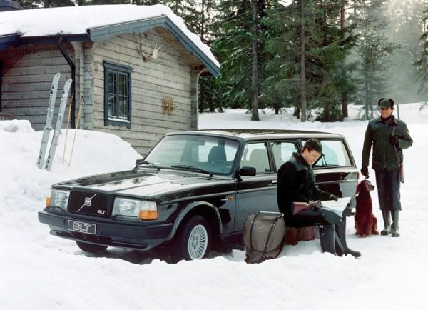 Volvo 240 -GLT