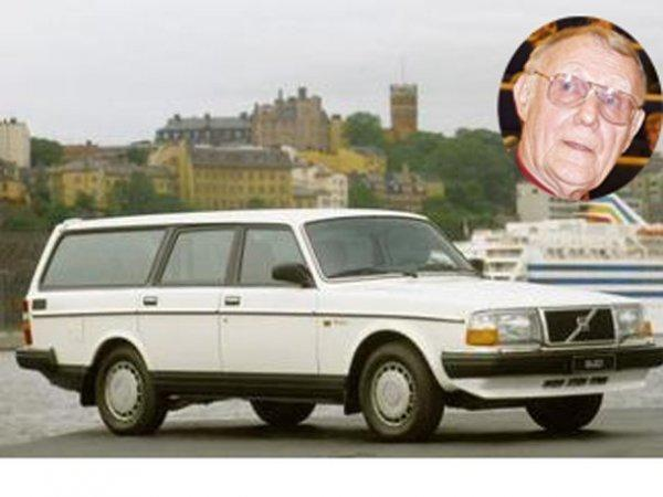 Volvo Ingvar Kamprad