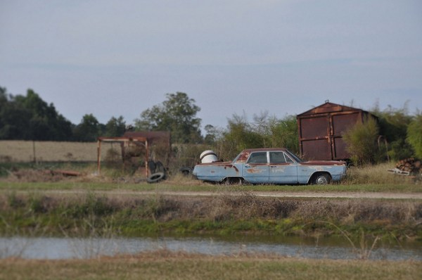 lands-crossing-ga-irwin-county-countryside-abandoned-pale-blue-plymouth-fury-iii-rusted-picture-image-photograph-copyright-brian-brown-vanishing-south-georgia-usa-2013