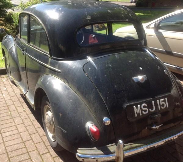 1955 Morris Minor-1