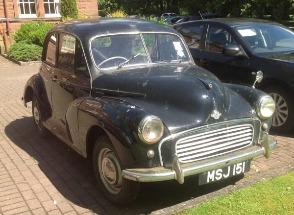 1955 Morris Minor-6