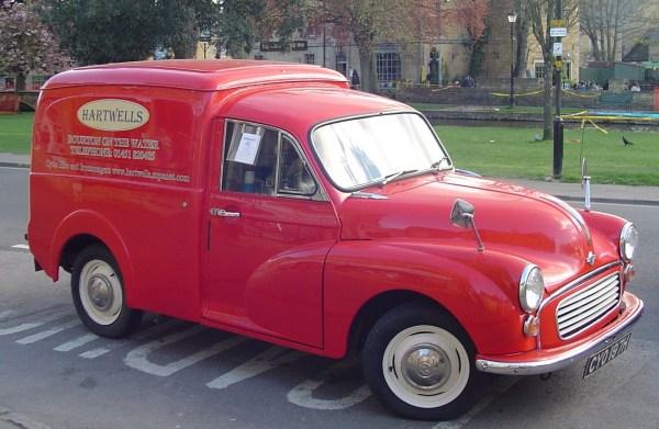 1969 Austin van