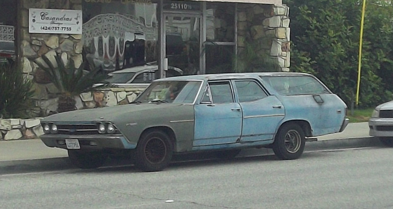 Curbside Classic: 1969 Chevelle Wagon – Sporty And Wagon Don't Mix