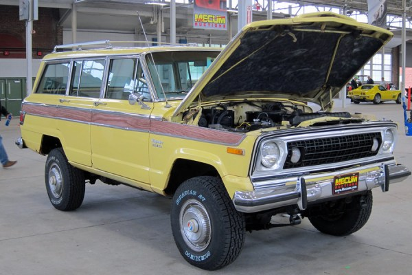 1976 Jeep Wagoneer f