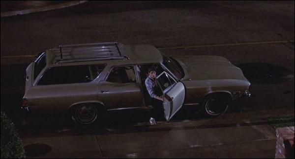 6 1969 Chevrolet Chevelle wagon