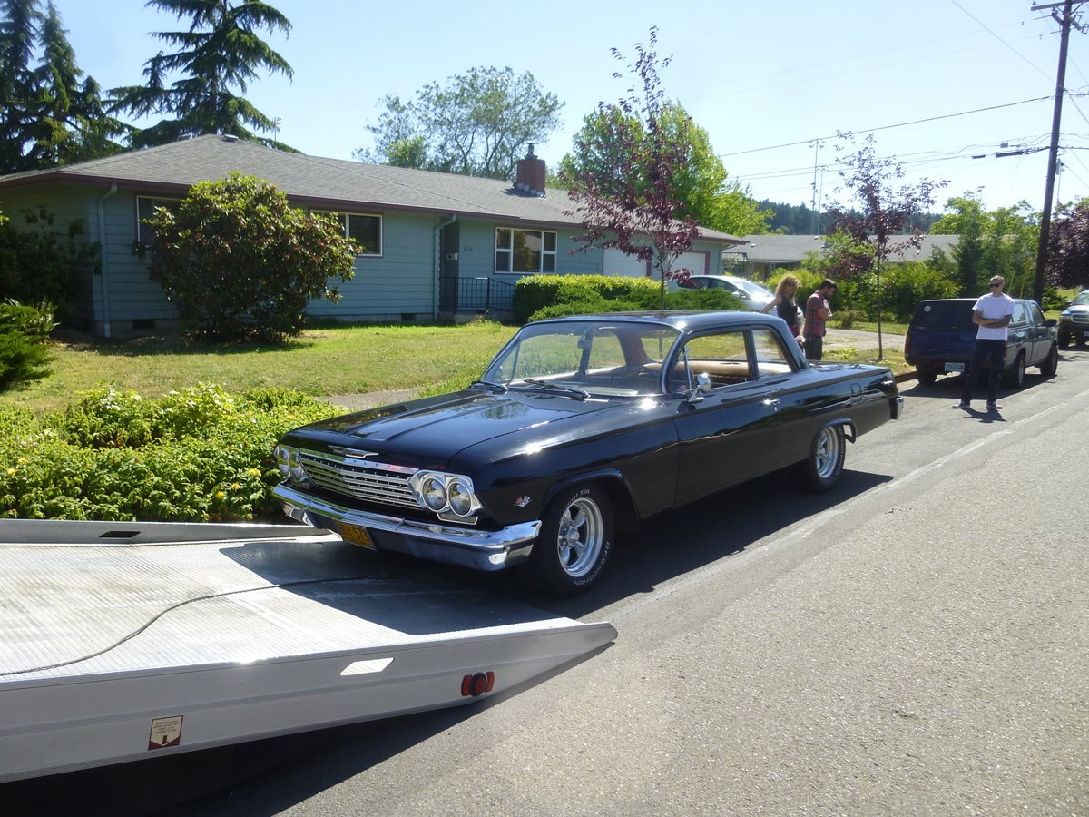All Chevy 1960 chevrolet biscayne 2 door : CC Outtake: 1962 Chevrolet Biscayne – Brake Time