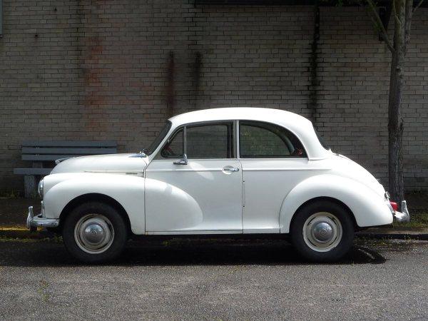 Morris Minor 1965