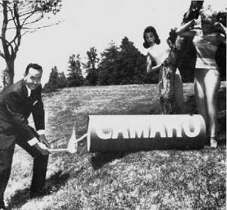 Camaro dynamite