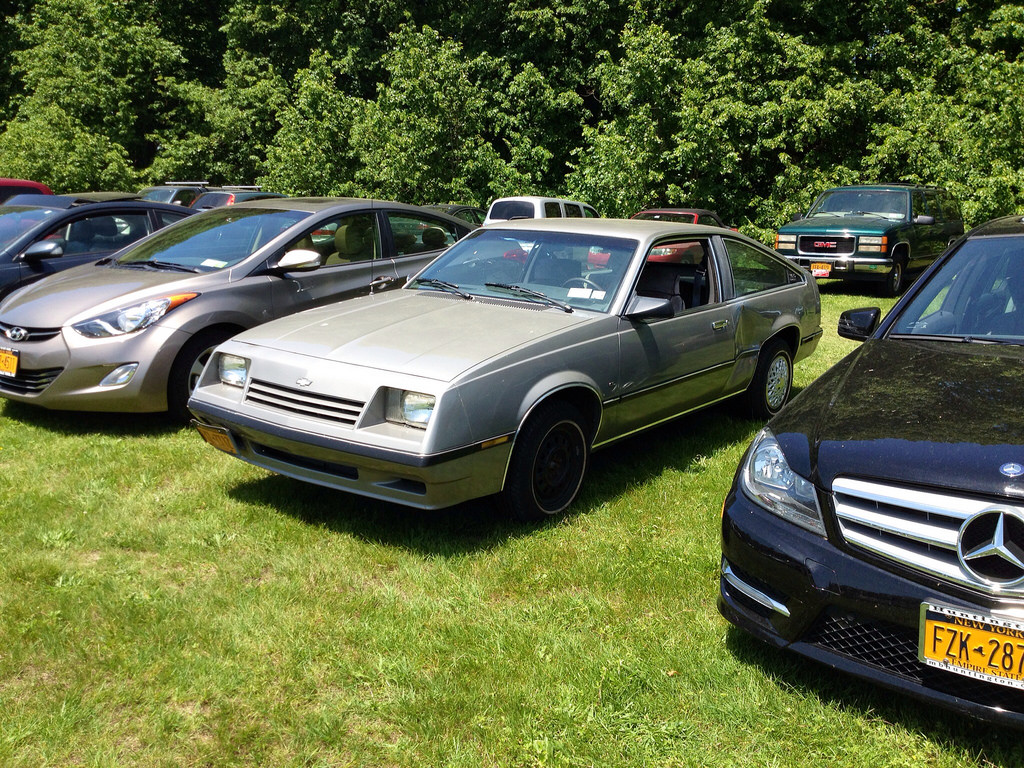 Cohort Sighting: Chevrolet Cavalier Type 10 Fastback – What To Drive ...