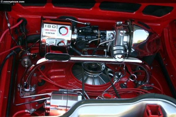Corvair 1965 180 hp engine