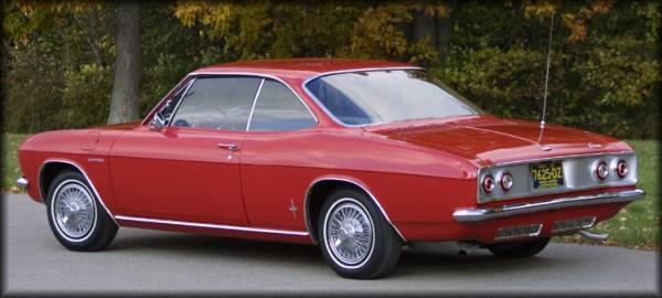 Corvair 1965 corsa coupe