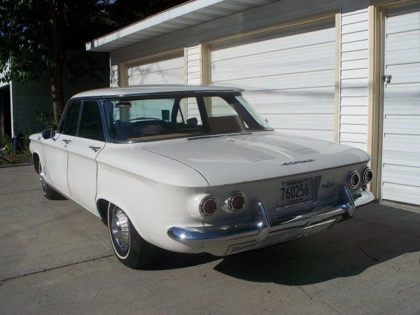 Corvair sedan rq