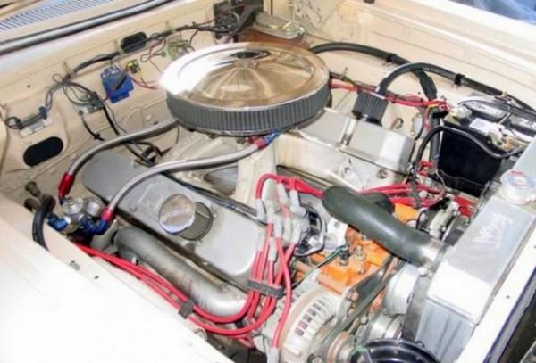 Dodge Coronet 1965 wagon engine