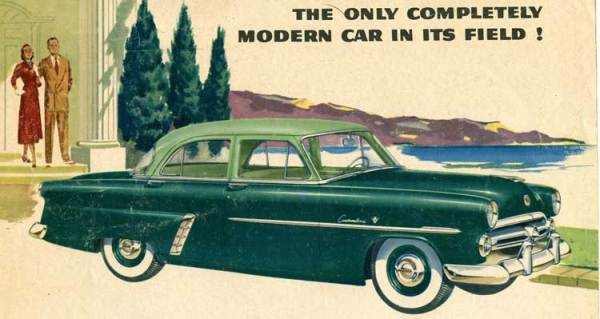 Ford 1952 ad