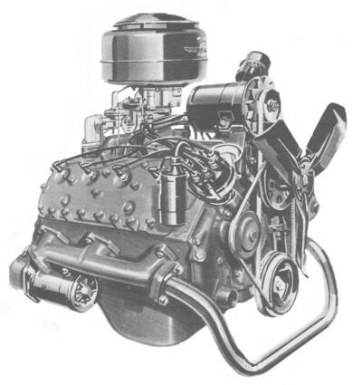 Ford Flathead_Engine_complete1949-53photo