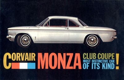 corvair 1960 monza ad