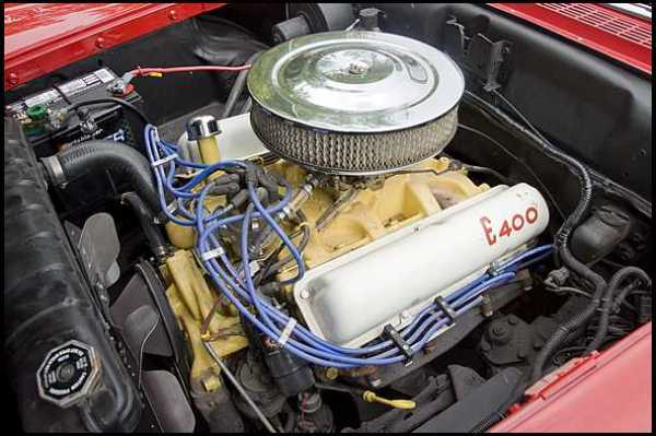 Automotive History: The Ford FE Series V8 Engine