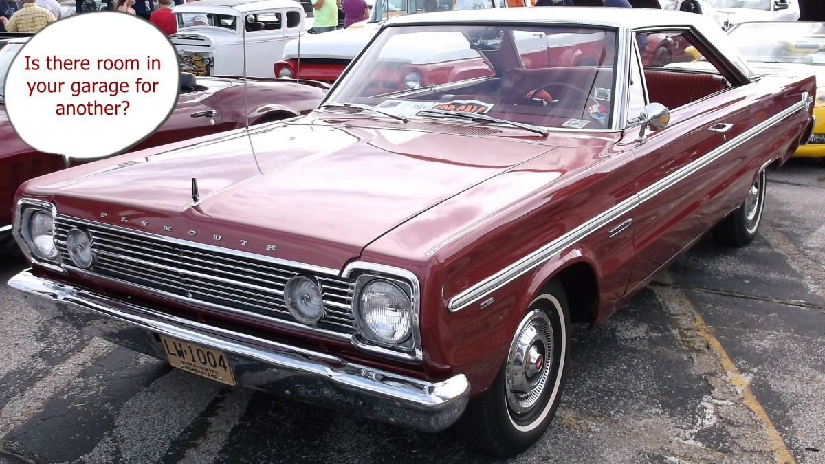 Car Cruise Classic: Nine Reasons to Buy a 1966 Plymouth Belvedere