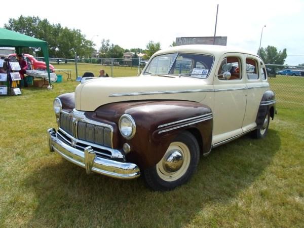 1948 Mercury 114X