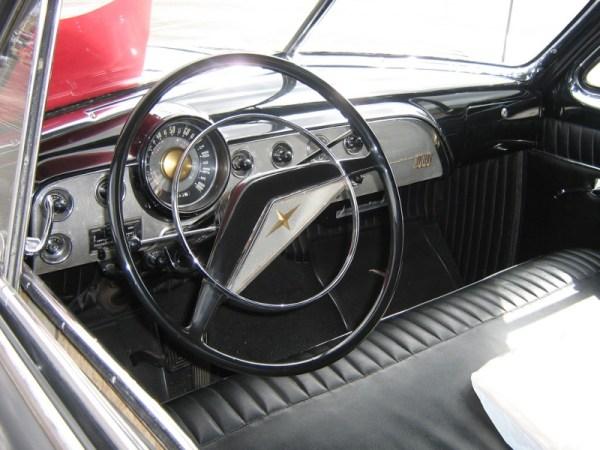 1951 Meteor dashboard