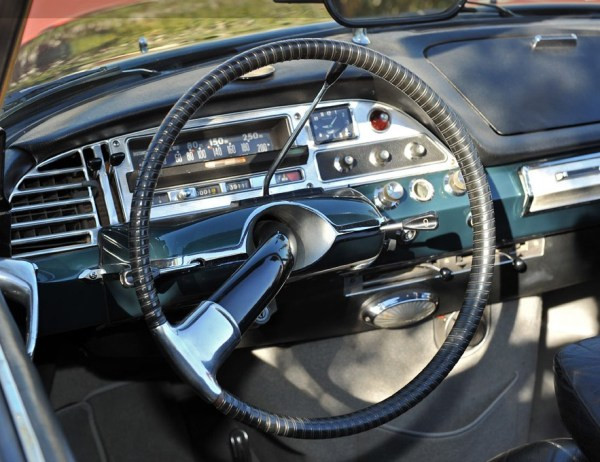 1966 Citreon DS interior