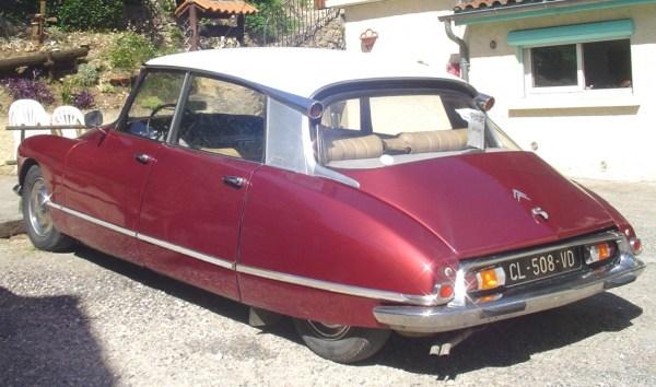 1966 Citroen ID.2