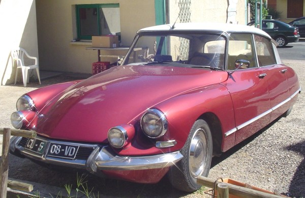 1966 Citroen ID.3