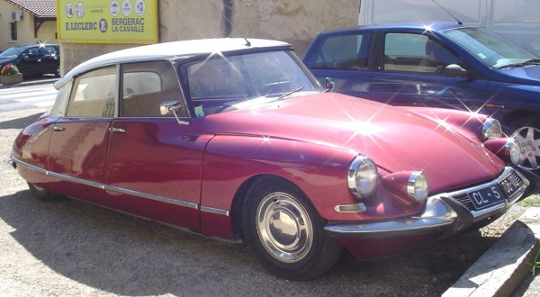 1966 Citroen ID.4