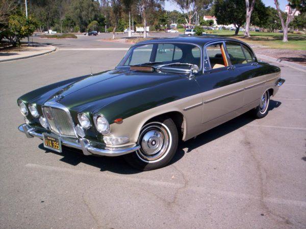 1967 Jaguar 420 G 011