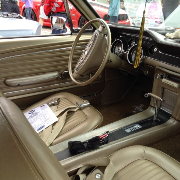 1968 Mustang High Country Special interior
