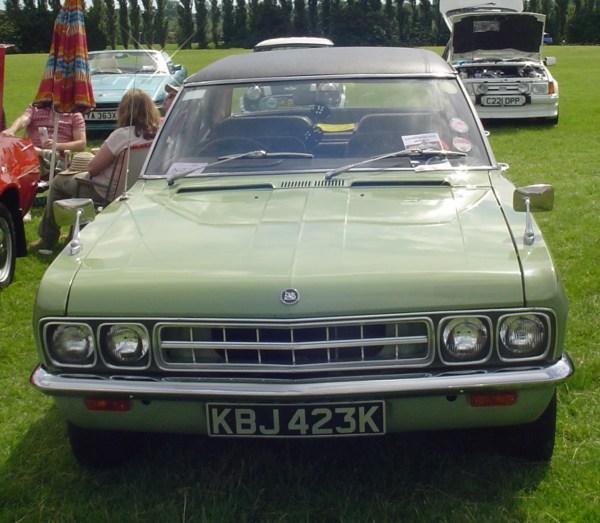 1972 Ventora FD.1