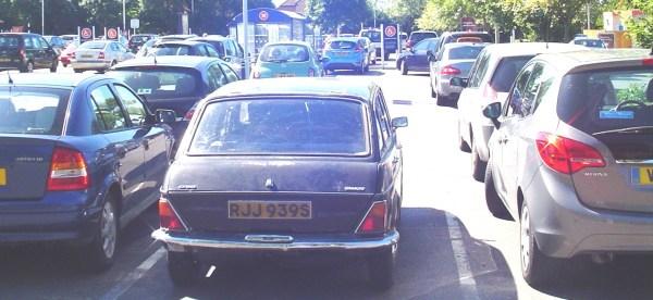 1977 Austin Maxi-3