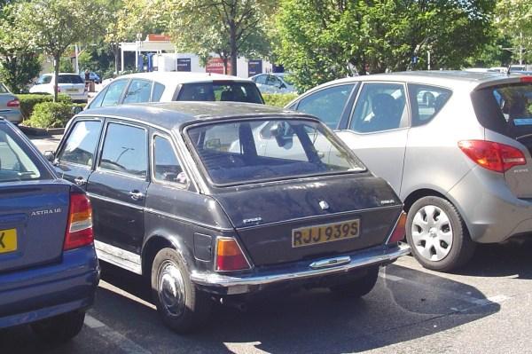 1977 Austin Maxi-4