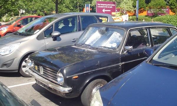 1977 Austin Maxi-5