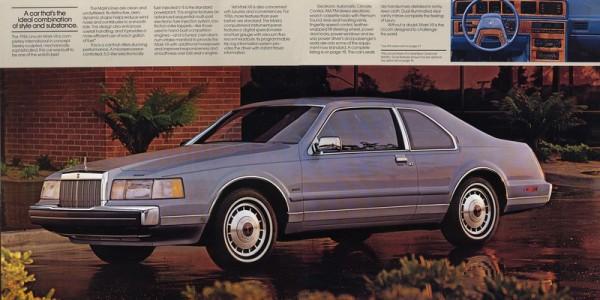curbside classic 1986 lincoln mark vii aero luxury rh curbsideclassic com 1995 Lincoln Mark VII Lincoln Mark IV