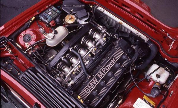 1987 M6 3.5L engine