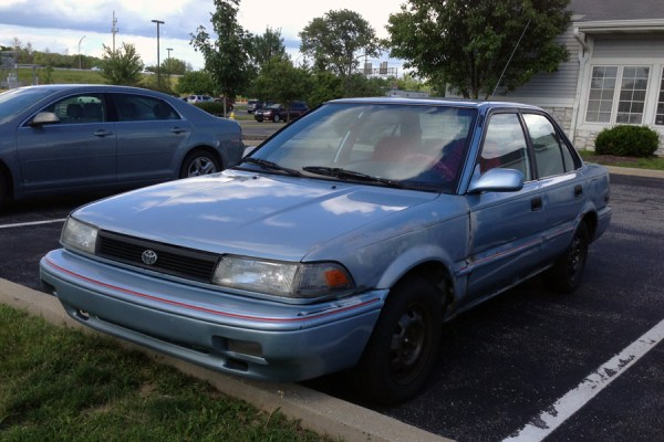 1991 Toyota Corolla a