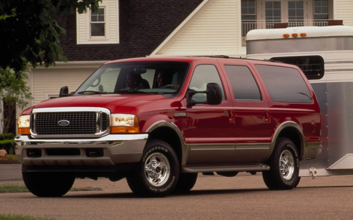Used Chevy Tahoe >> Curbside Classic: 1997 Ford Expedition – My Introduction To Excess