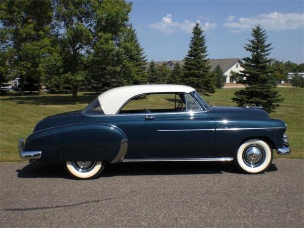 Chevrolet 1950 Bel Air