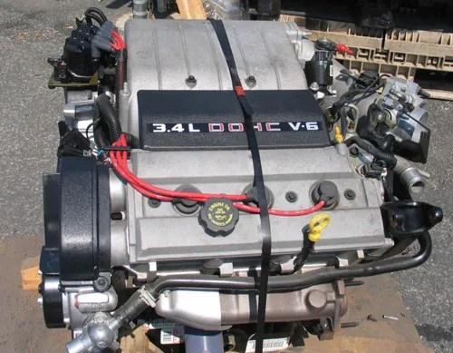 Chevrolet 3.4 DOHC V6