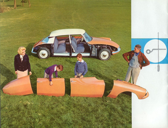 Citroen DS family