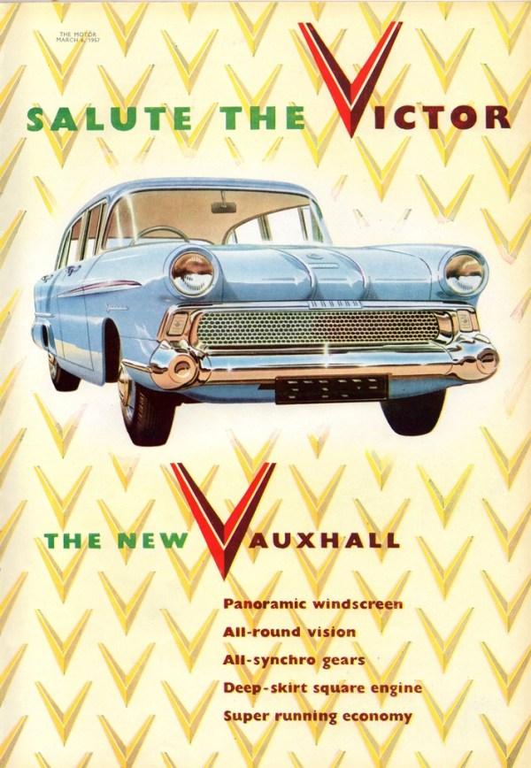 F series advert 1957