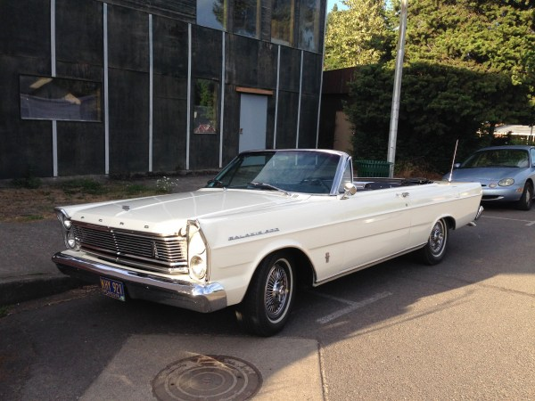 Ford 1965 Galaxie 500 convert 5