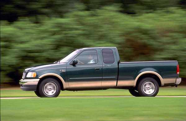 1999 Ford F-150 Lariat-1 fseries