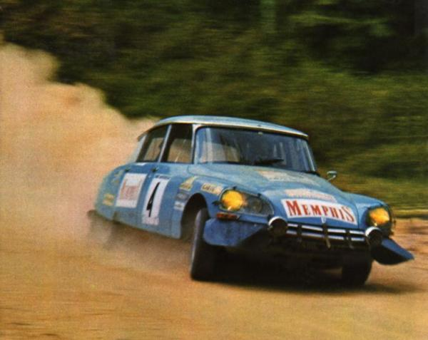 Rally DS23 1973