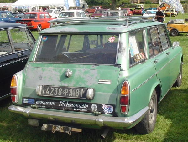 Simca 1501 estate