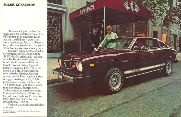Subaru  1977 GF