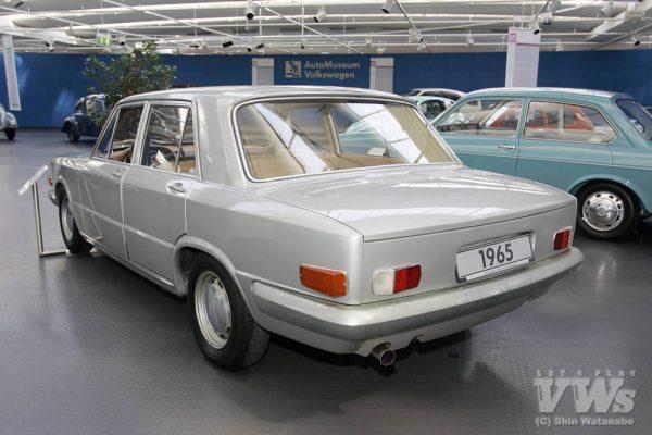 VW EA 128 rq