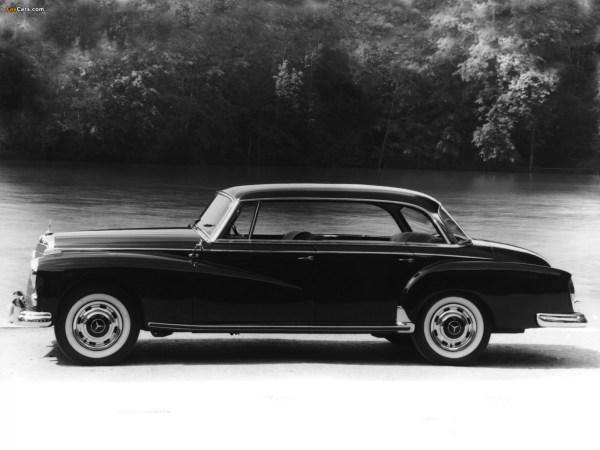 mercedes 300d 1957_pictures_1
