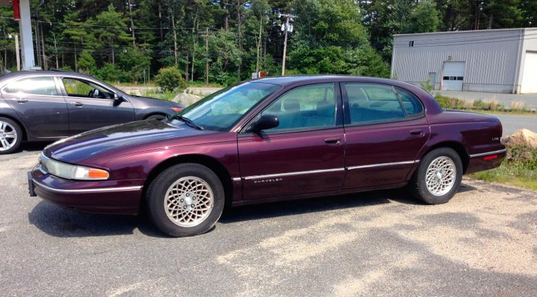Curbside Classic 1996 Chrysler Lhs Lost Hopeless Soul